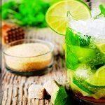 Классический алкогольный мохито