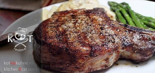 Как правильно делать и готовить стейки