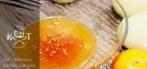 Апельсиновый маринад для мяса с горчицей и чесноком