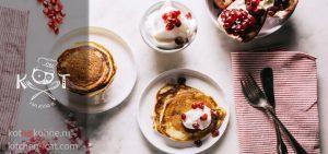 Блинчики на йогурте