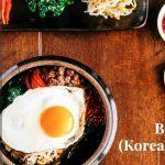 Пибимпап с говядиной - Корейская кухня