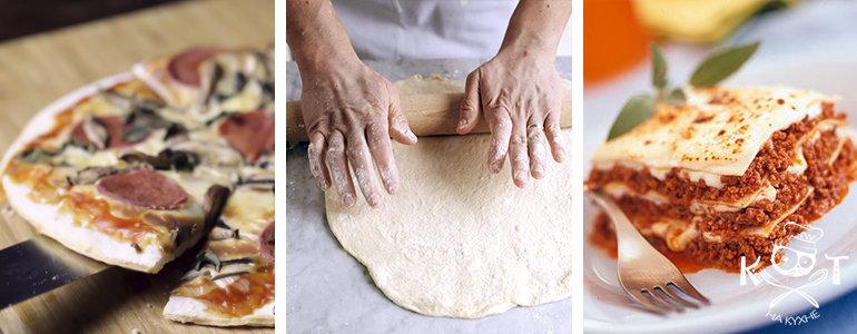 Как тонко раскатать тесто: простой способ