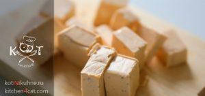 Плавленный сыр из творога без масла по диете Дюкана