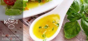 Горчичный соус с уксусом