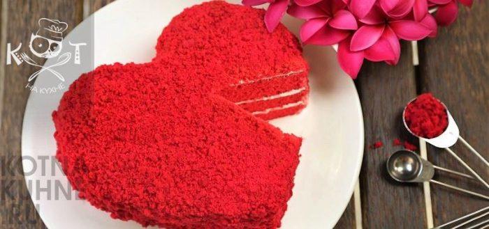 Чем заменить красный краситель в торте