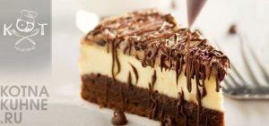 Классический ванильный бисквит для рулета и торта