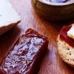 Айвовый фруктовый сыр - айвовый джем