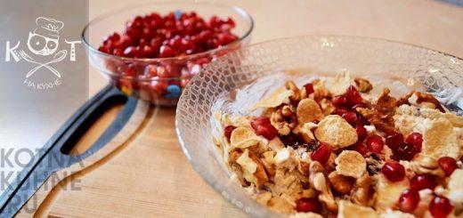 Ленивая овсянка с йогуртом без варки (рецепт от Гордона Рамзи)