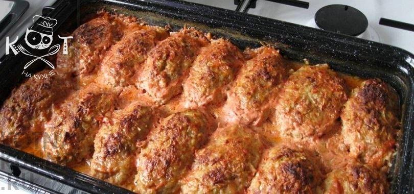 Ленивые голубцы из фарша индейки (в мультиварке, духовке или кастрюле)