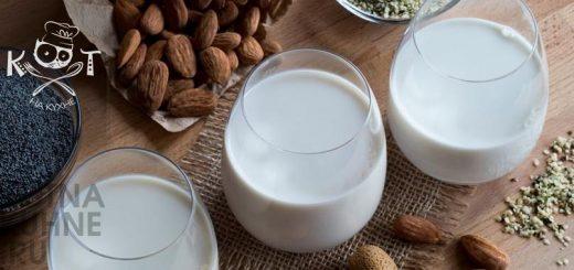 Как сделать домашнее миндальное молоко