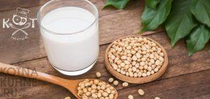 Как сделать домашнее соевое молоко