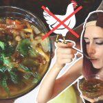 Суп из чечевицы без мяса ღ Постный (вегетарианский) рецепт - Дал из чечевицы