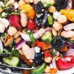 5 простых рецептов салатов из фасоли (Vegan, без глютена)