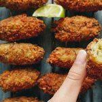 Хрустящие палочки из капусты с картошкой (наггетсы без мяса)
